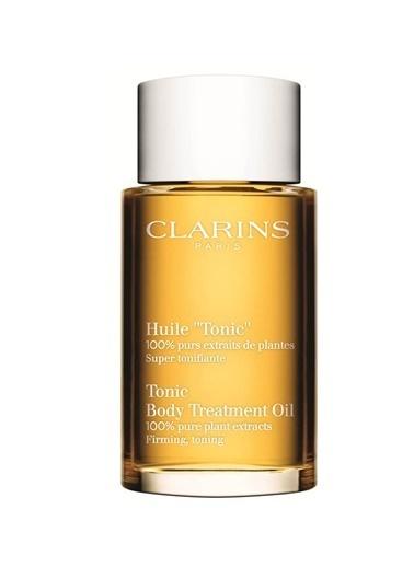 Clarins Tonic Body Treatment Oil Vücut Sıkılastırıcı 100 Ml Renksiz
